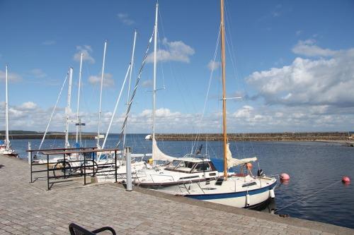 Kivik-Schweden-Bootshafen