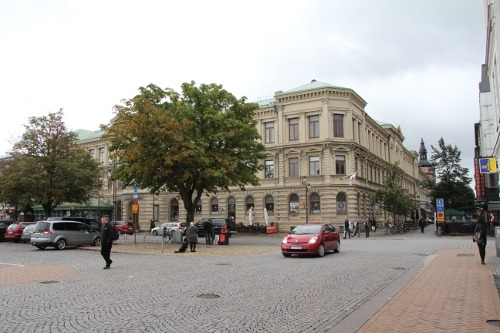 Kristianstad-Stadthotel