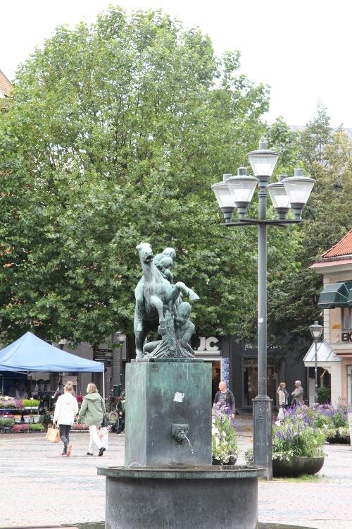 Kristianstad-Storoget