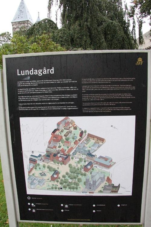 Lund-Campusgelände