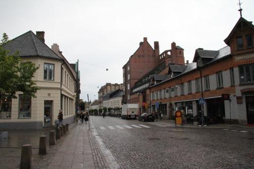 Lund-Schweden-Strassen