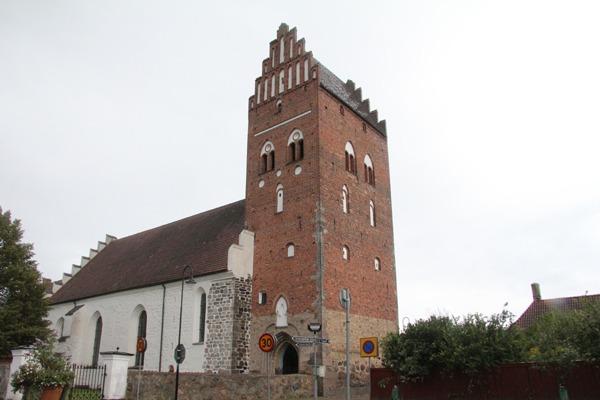 Marienkirche in Ahus