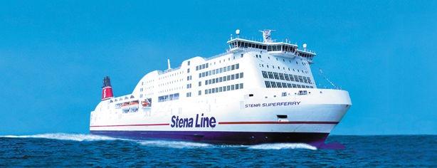 Stena Line: Rostock – Trelleborg  Fährverbindungen von Rostock nach Trelleborg