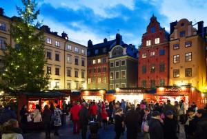 Ulf Lundin/imagebank.sweden.se Lund Weihnachtsmarkt