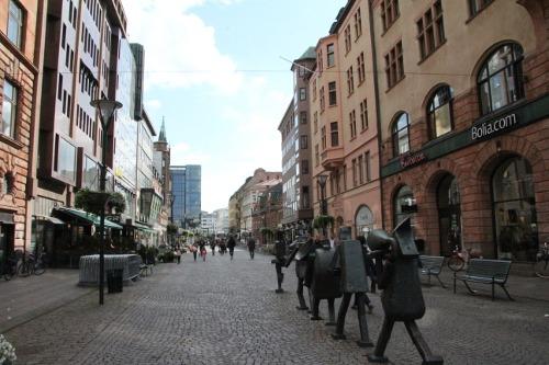 Malmö und Stortorget
