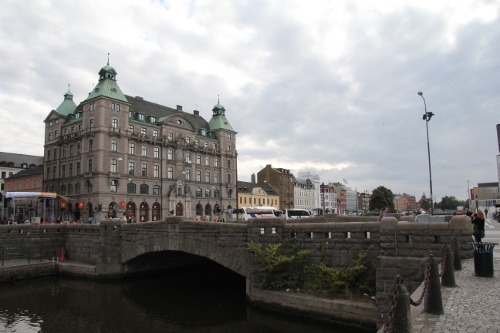 Malmö-Zentrum