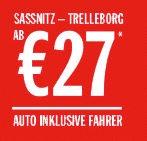 Stena-Line von Sassnitz nach Trelleborg günstig in der Osterzeit 2015