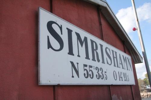 Simrishamn-Koordinaten
