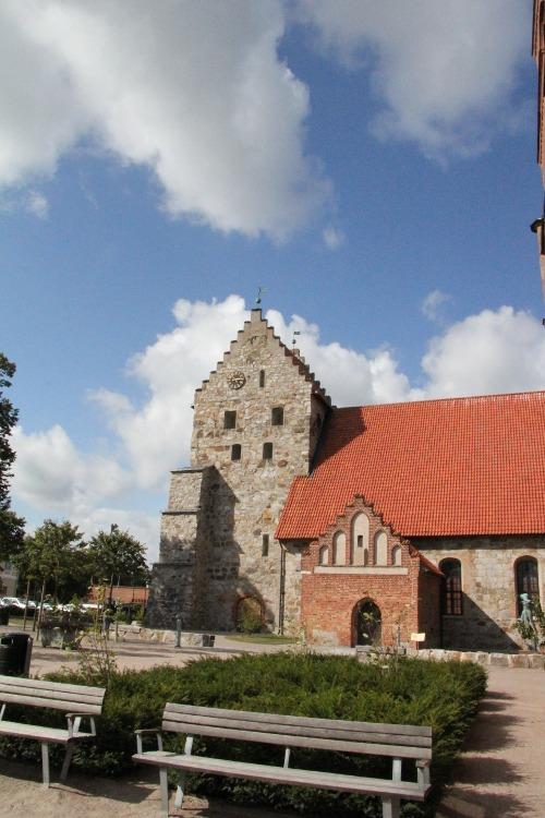 Simrishamn-Sankt Nicolai-Kirche