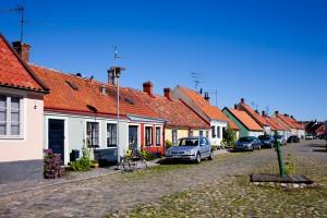Simrishamn – schöne kleine idylische Fischerstadt