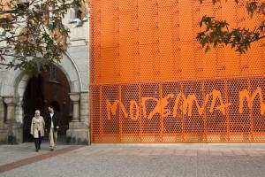 Das Museum der modernen Kunst in Malmö: Bildquelle: Miriam Preis/imagebank.sweden.se