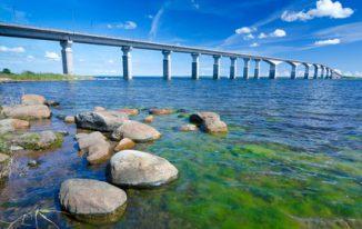 Ölandbrücke in Schweden