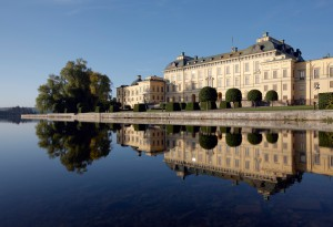 Drottningholm Palace in Stokcholm Credits: Ola Ericson/imagebank.sweden.se