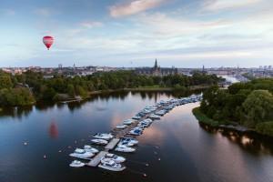 Credits: Ola Ericson/imagebank.sweden.se Djurgården in Stockholm