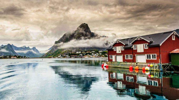 Norwegen auf Südkurs