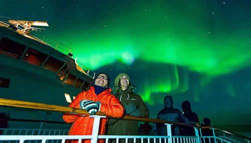 Norwegen – Hurtigruten: Nordlicht und Sterne