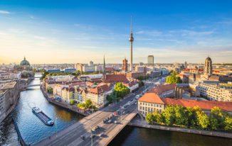 Gruppenreise von Schweden nach Berlin