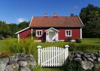 Ein Ferienhaus in Südschweden mieten