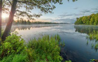 Natur und Landschaft in Schweden