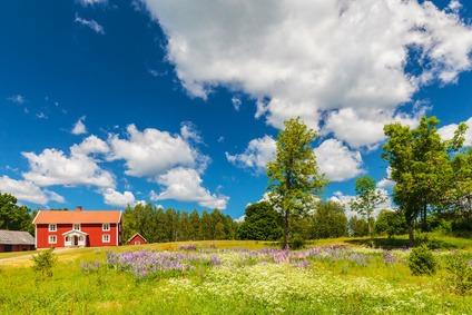 Schweden – Klima und Landschaft