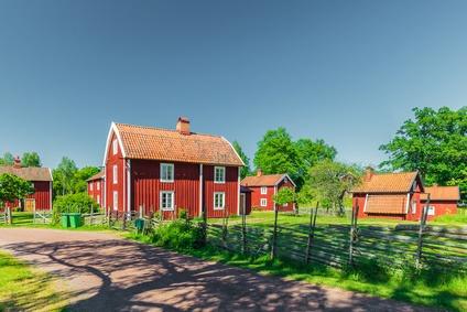 Das schwedische Sommerhaus – eine unedliche Liebe