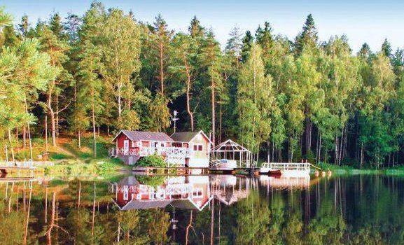 Angelhaus in Westschweden Anneberg Halland für 7 Personen