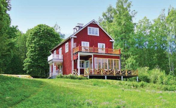 Ferienhaus in Bovik Västmanland Mittelschweden für 10 Personen