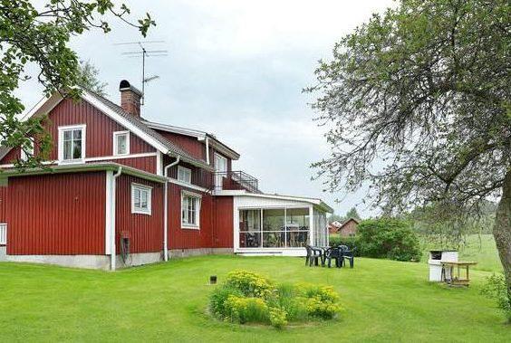 Ferienhaus in Gullspång Mittelschweden Skagern für 7 Personen