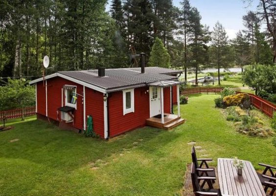 Ferienhaus in Hedesunda Nordschweden Gästrikland für 12 Personen