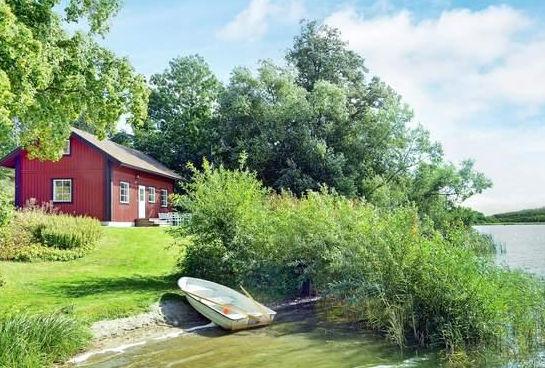 Ferienhaus in Mariefred Mittelschweden Mälardalen und Mälaren für 4 Personen