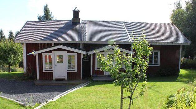 Ferienhaus in Mittelschweden Bograngen Värmland für 12 Personen