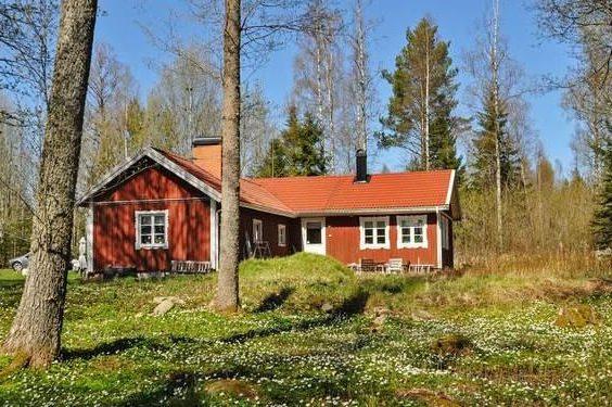 Ferienhaus in Mittelschweden Kristinehamn Vänern Schweden für 5 Personen