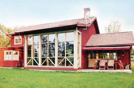 Ferienhaus in Nordschweden Järvsö Hälsingland für 10 Personen