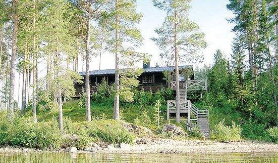 Ferienhaus in Nordschweden Kälarne Jämtlands län in Schweden für 5 PErsonen