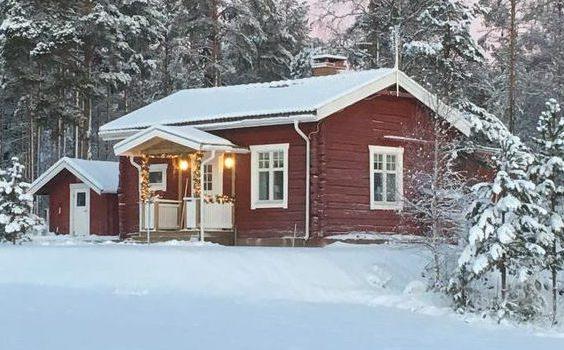 Ferienhaus in Nordschweden Tavelsjö Umea für 4 Personen