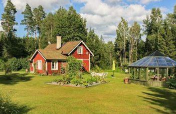 Ferienhaus in Riala Stockholmer Schärengarten Mittelschweden für 6 Personen