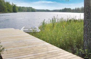 Ferienhaus in Südschweden Åbogen Småland Kronobergs län für 6 Personen