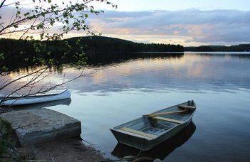 Ferienhaus in Svärdsjö Dalarna Mittelschweden für 4 Erwachsene und 2 Kinder
