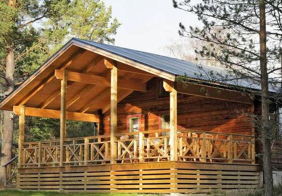 Holzhaus in Nordschweden in Härjedalen für 8 Personen