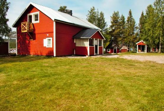 Nordschweden - Ferienhaus Jokkmokk - Lappland