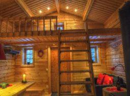 Nordschweden Ferienhaus Sorsele Lappland