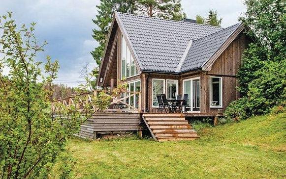 Ostküste von Nordschweden Lingarö Haus direkt am Wasser für 8 Personen