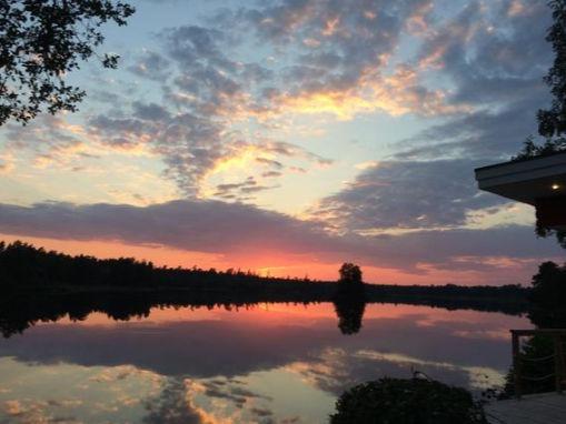 Fantastisches Ferienhaus direkt am See gelegen Holmsjö, Blekinge in Schweden Ferienhaus für max. 6 Personen