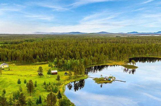 Ferienhaus für max. 6 Personen in Arvidsjaur, Schwedisch-Lappland, Schweden