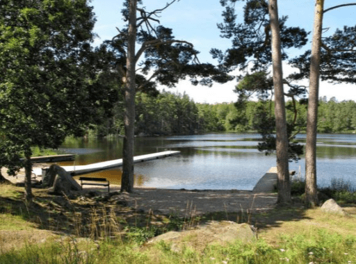 Olofström Ferienhaus Blekinge in Schweden für max. 6 Personen
