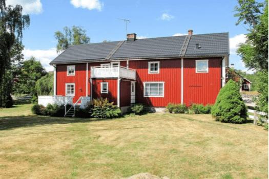 Olofström Ferienhaus Blekinge in Schweden für max. 8 Personen