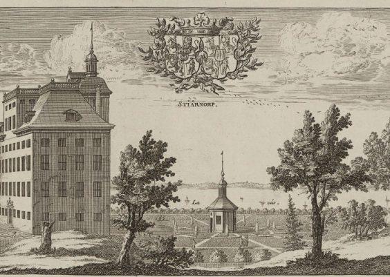 Stjärnorps Schlossruinen: Bildquelle: Sueciaverket