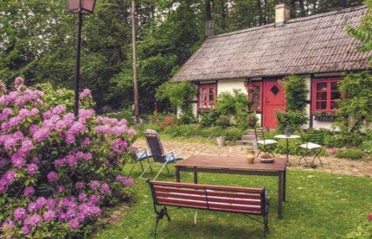 Tomelilla Ferienhaus in Südschweden (Küste von Schonen) für max. 6 Personen