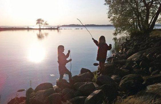 Bromölla Schweden Ferienhaus in Südschweden (Ivösjön)
