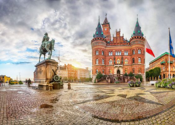 Helsingborg Das Tor Schwedens